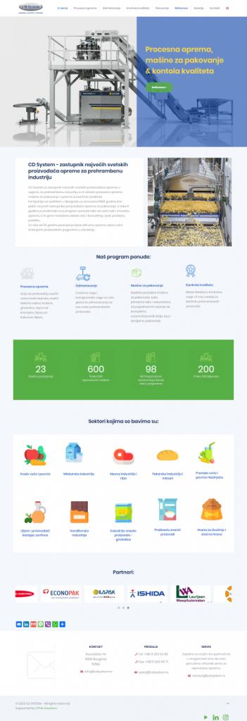 izrada sajtova Otha Solutions